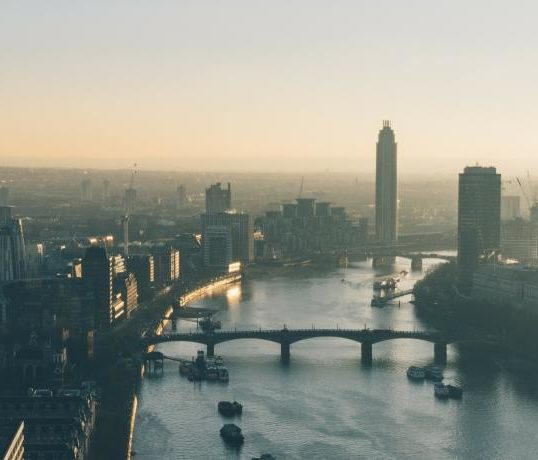 View From Here: London & the United Kingdom